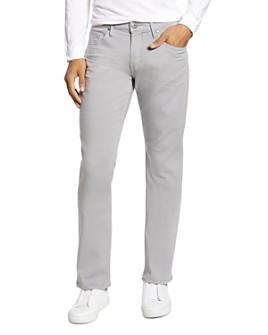 PAIGE - Lennox Slim Fit Jeans in Slate Rock