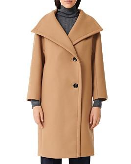 Maje - Gaeli Wool-Blend Coat