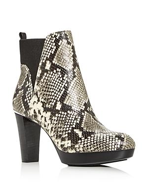 Donald Pliner Women\\\'s Elyna High-Heel Platform Booties