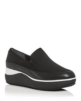 Donald Pliner - Women's Lizzee Platform Loafers