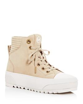 MICHAEL Michael Kors - Women's Keegan High-Top Sneakers