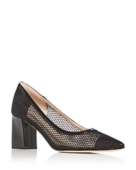 Marc Fisher LTD. - Women's Zesty Block-Heel Pumps