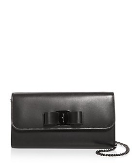 Salvatore Ferragamo - Vara Bow Leather Mini Bag