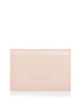 Longchamp - Le Foulonné Leather Card Case