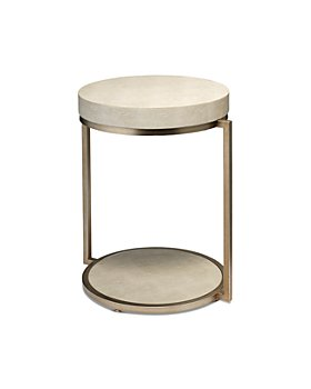 Bloomingdale's - Chester Round Side Table