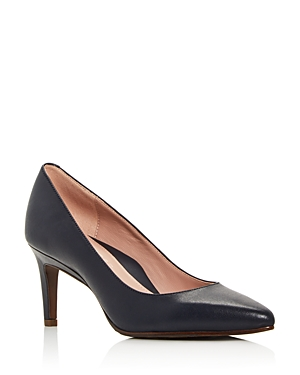 Taryn Rose Women's Gabriela Pointed-Toe Pumps