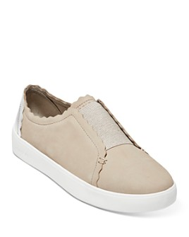 Cole Haan - Women's Grand Slip-On Sneakers