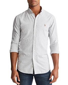 Polo Ralph Lauren - Classic Fit Button-Down Oxford Shirt