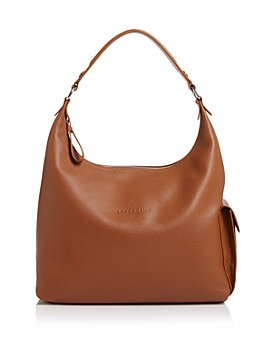Longchamp - Le Foulonne Leather Hobo