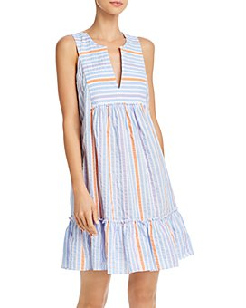 Lemlem - Bahiri Sleeveless Bib Dress