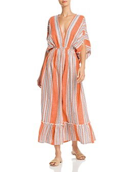 Lemlem - Amira Printed Midi Dress