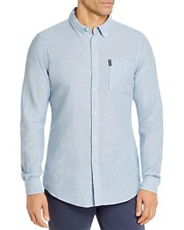 Barbour - Maltan Slim Fit Button-Down Shirt