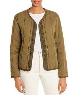 rag & bone - Liner Quilted Jacket
