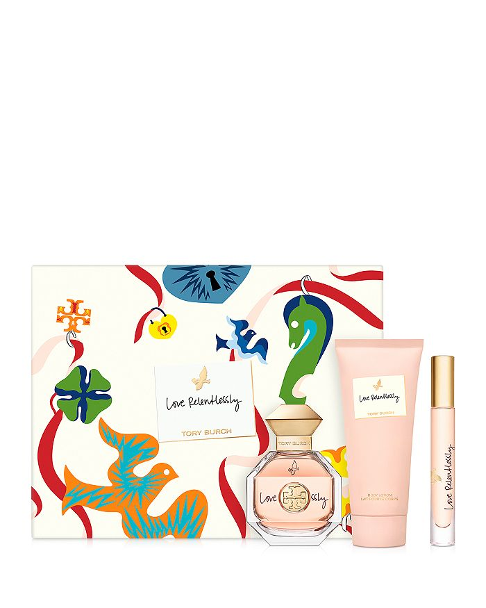 Tory Burch - Love Relentlessly Holiday Gift Set ($172 value)