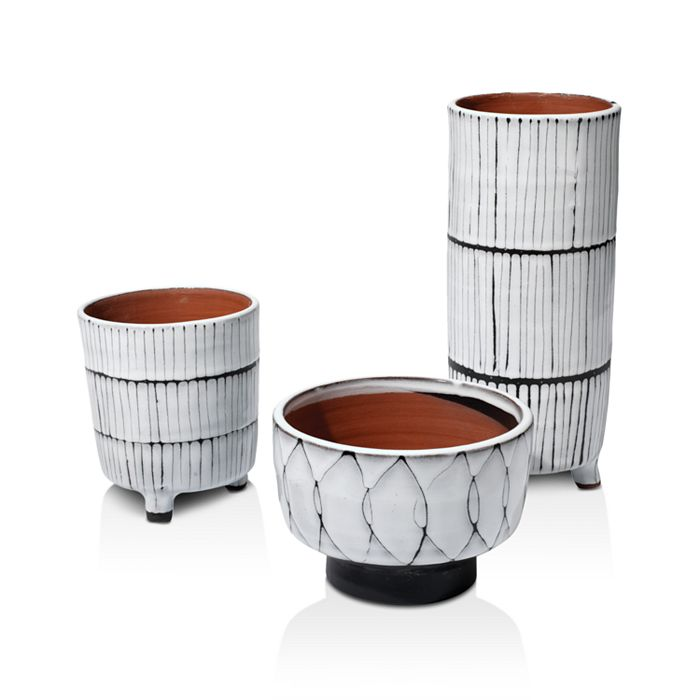 Jamie Young - Striae Vessels, Set of 3