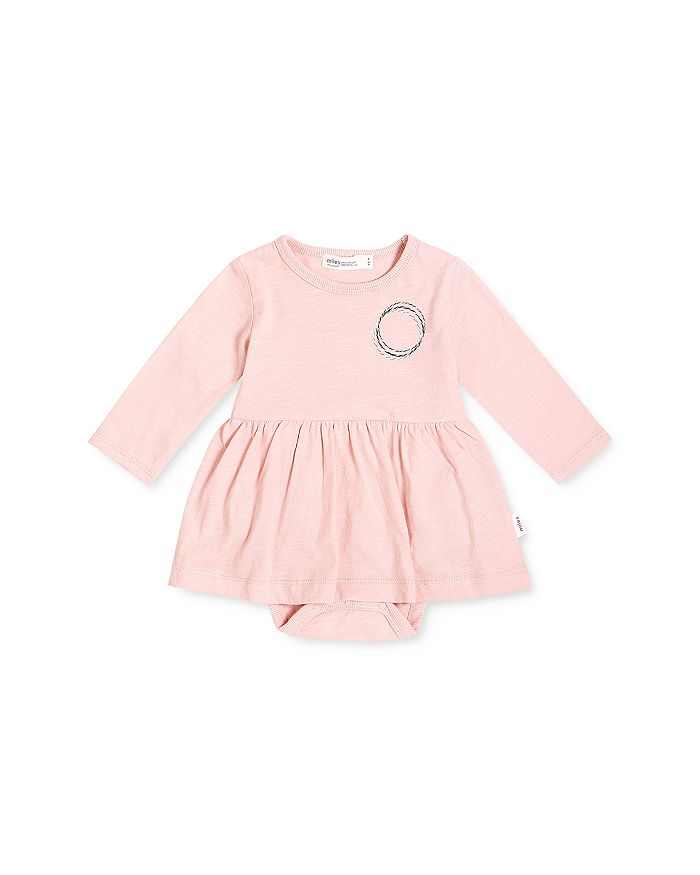 Miles Baby - Girls' Skirted Bodysuit - Baby