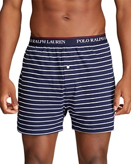 Polo Ralph Lauren - Woven Boxers - Pack of 3