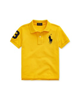 Ralph Lauren - Boys' Classic Fit Mesh Polo Shirt - Little Kid