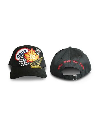 DSQUARED2 - Patch Trucker Hat