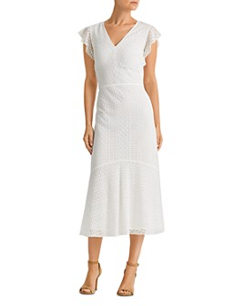 Ralph Lauren - Lace Midi Dress