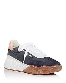 Stella McCartney - Women's Loop Fabric Low-Top Sneakers