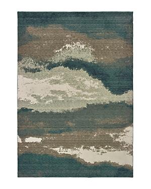 Oriental Weavers Montage 1801B Area Rug, 6'7 x 9'6