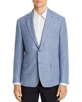 Robert Graham - Linen-Blend Classic-Fit Sport Coat