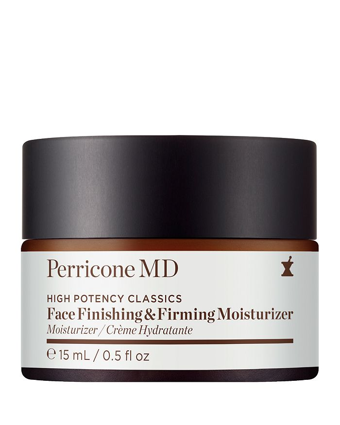 Perricone Md HIGH POTENCY FACE FINISHING & FIRMING MOISTURIZER 0.5 OZ.