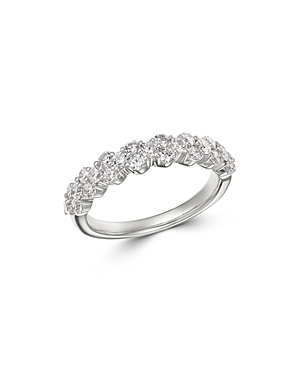 Bloomingdale's Pave Diamond Ring in 14K White Gold, 1.0 ct. t.w. - 100% Exclusive
