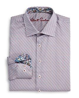 Robert Graham - Boys' Jonesboro Dot Printed Shirt - Big Kid