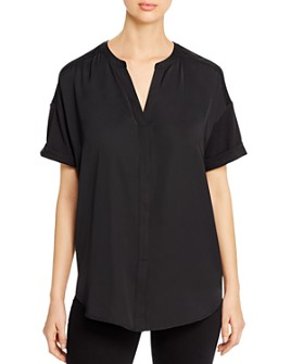 Lyssé - Leah Short-Sleeve Top
