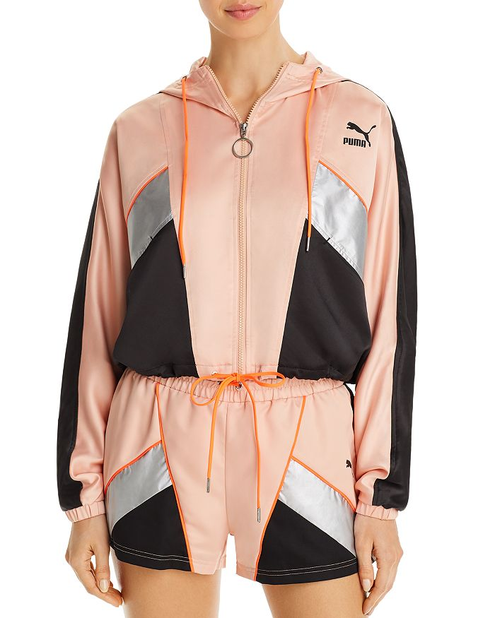 PUMA - TFS Piped Color-Block Track Jacket