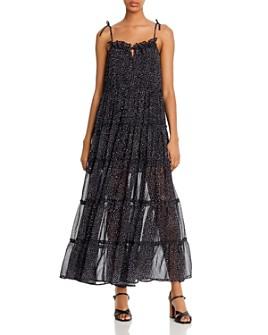 Charlie Holiday - Senorita Tiered Maxi Dress - 100% Exclusive