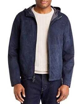 Michael Kors - Bonded Suede Jacket