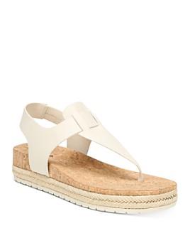 Vince - Women's Flint Espadrille Platform Sandals