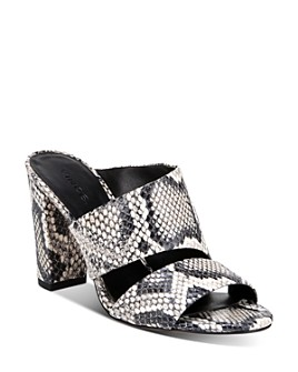 Vince - Women's Hiro Block Heel Sandals