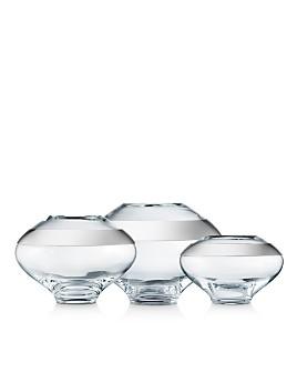 Georg Jensen - Duo Round Vase Collection