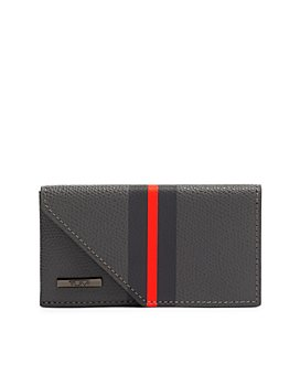 Tumi - Province SLG Leather Business Card Case
