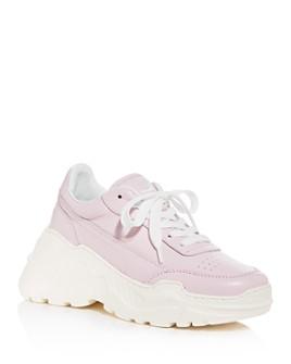 Joshua Sanders - Women's Zenith Low-Top Platform Dad Sneakers