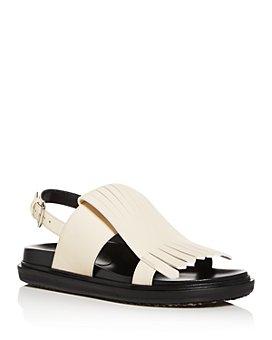 Marni - Women's Fussbett Slingback Sandals