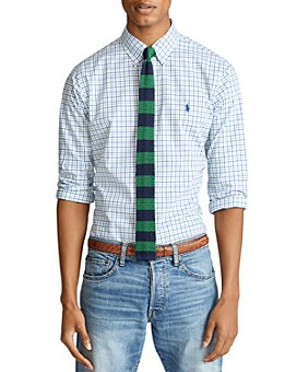Polo Ralph Lauren - Slim Fit Checked Shirt