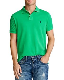 Polo Ralph Lauren - Custom Slim Fit Mesh Short Sleeve Polo Shirt