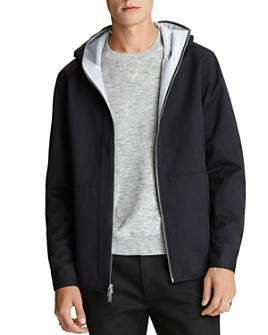 John Varvatos Star USA - George Water-Repellent Hooded Jacket
