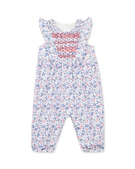 Tartine et Chocolat - Girls' Cotton Printed Romper, Baby - 100% Exclusive