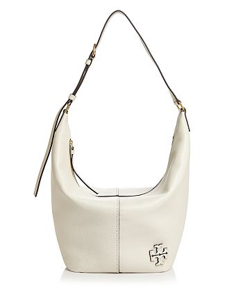 Tory Burch - McGraw Extra Large Leather Hobo Bag