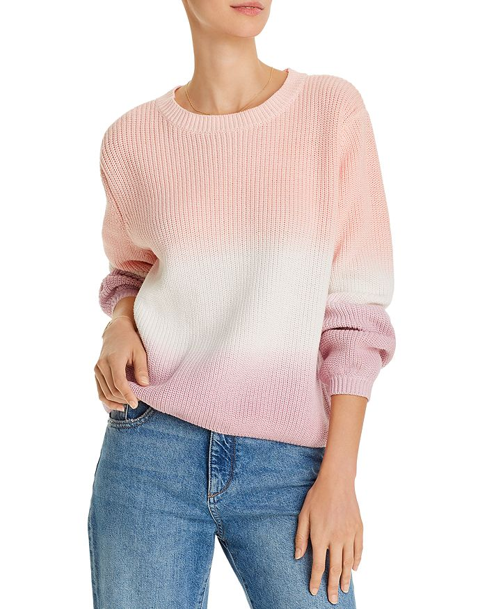 AQUA - Ombré Sweater - 100% Exclusive