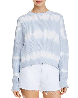 Pistola - Distressed Cropped Sweater