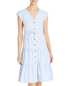 Design History - Tiered Tie-Waist Dress