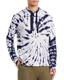 ATM Anthony Thomas Melillo - Slub Jersey Tie-Dye Hooded Sweatshirt