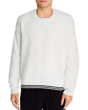 Atm Anthony Thomas Melillo Chenille Sweater-Men